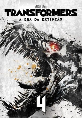 Transformers: A Era da Extinção - Poster