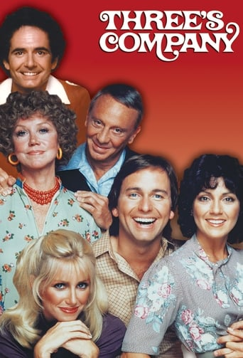 Three's Company poster
