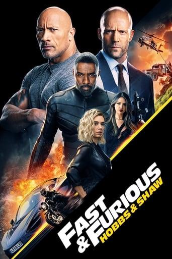 portada Fast & Furious: Hobbs and Shaw