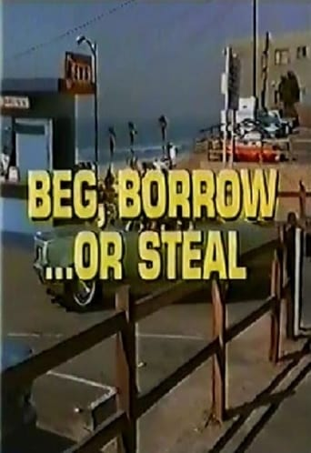 Poster of Beg, Borrow...or Steal