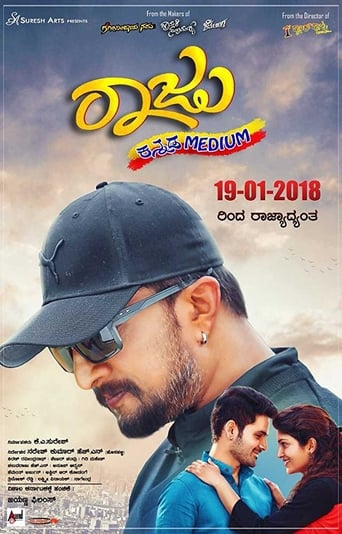 Poster of Raju Kannada Medium