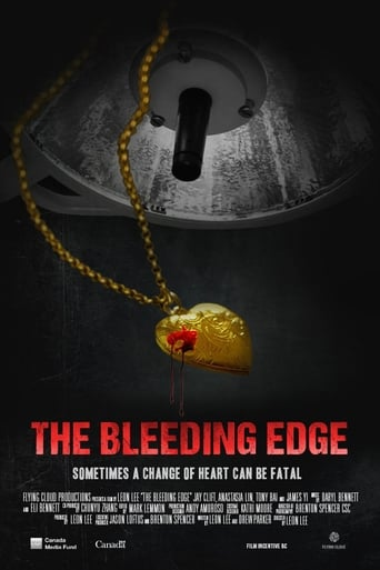 Poster of The Bleeding Edge
