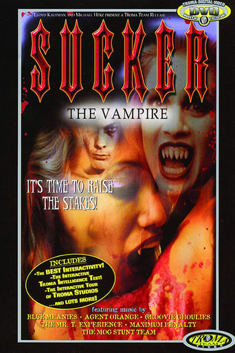 Poster of Sucker: The Vampire