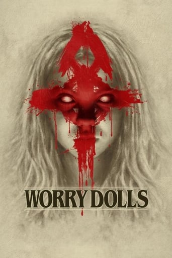 Poster of Worry Dolls