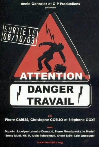 Attention danger travail