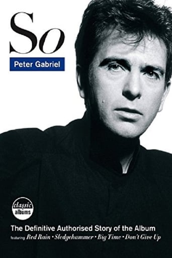 Poster of Classic Albums: Peter Gabriel - So