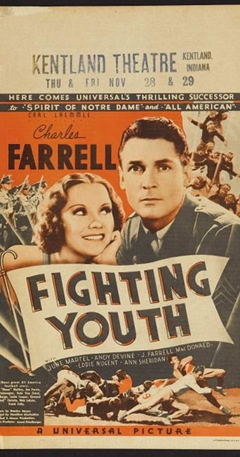 Fighting Youth Movie Poster