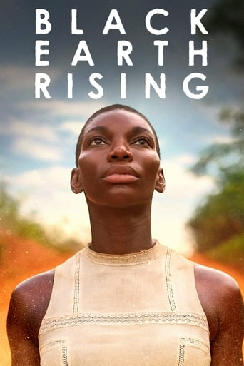Poster of Black Earth Rising