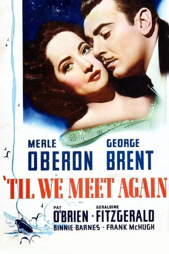 Poster of 'Til We Meet Again