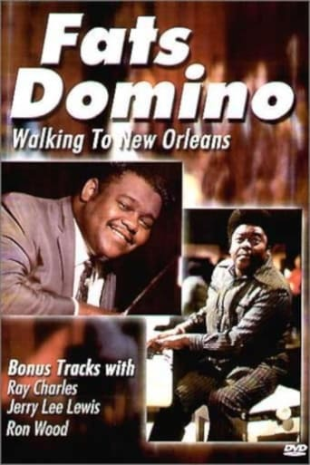 Poster of Fats Domino : Walking To New-Orleans Live