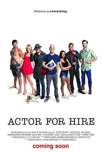 Poster of Actor for Hire