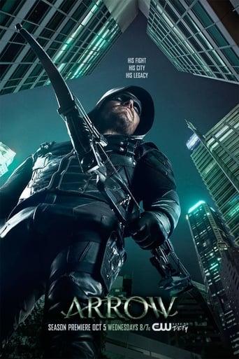Arqueiro 5ª Temporada - Poster