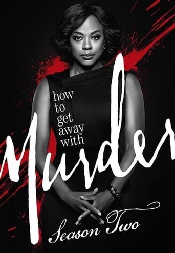 Kaip išsisukt įvykdžius žmogžudystę / How to Get Away with Murder (2015) 2 Sezonas