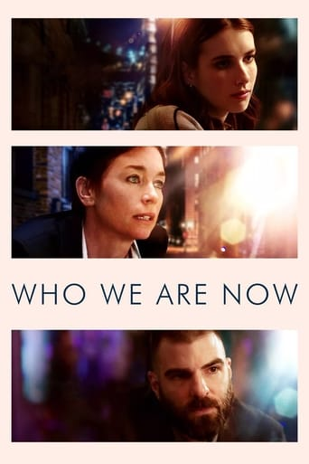 Poster of Who We Are Now