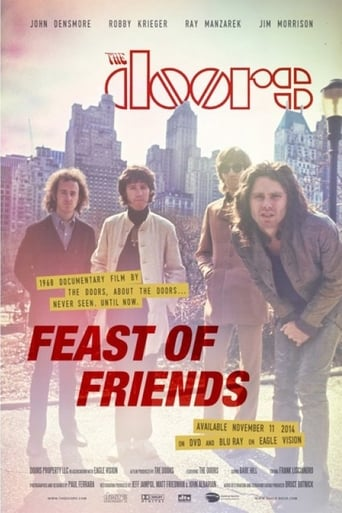 Poster of The Doors: Feast Of Friends