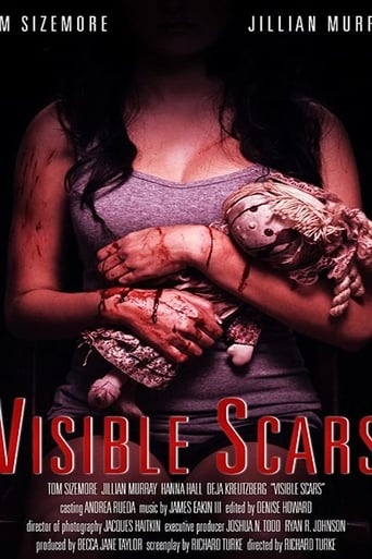 Poster of Visible Scars