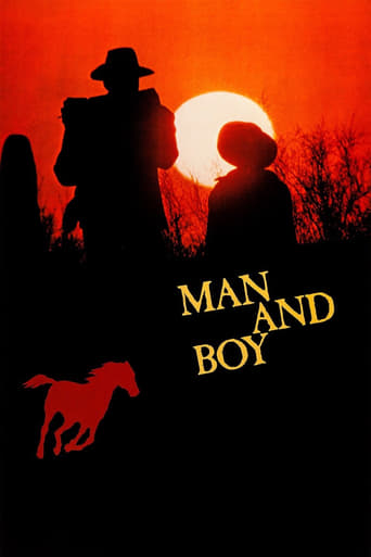 Poster of Man and Boy