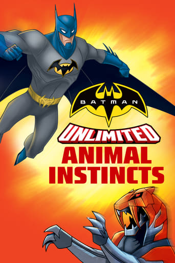 Poster of Batman Unlimited: Animal Instincts