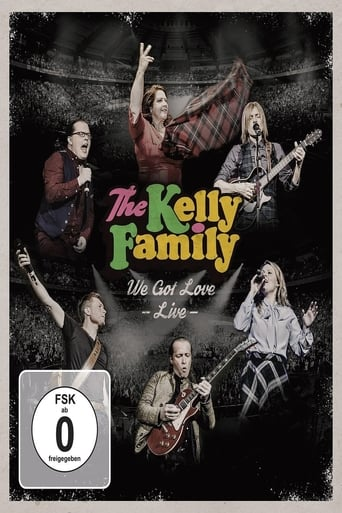 Poster of The Kelly Family - We Got Love - Live