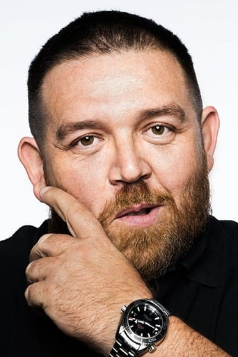 Image of Nick Frost