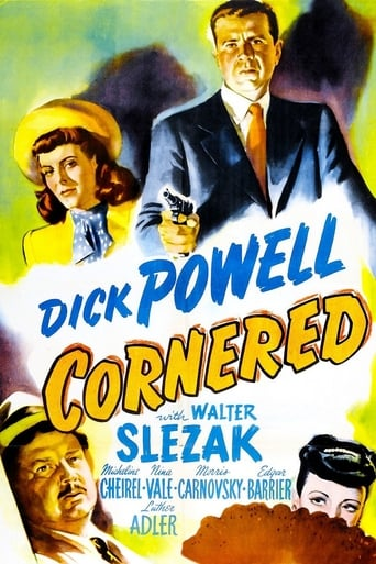 Poster of Cornered