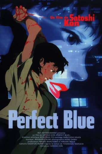 Poster of The Perfect Blue