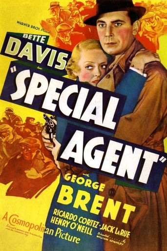 Poster of Special Agent