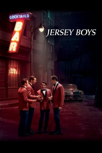 Poster of Jersey Boys