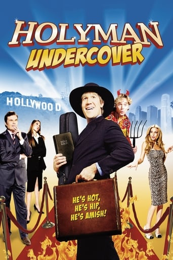 Poster of Holyman Undercover