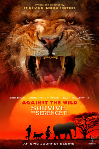 Poster of Against the Wild II: Survive the Serengeti