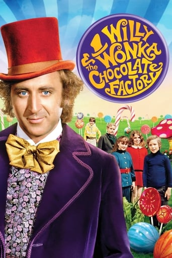 Poster Willy Wonka & the Chocolate Factory