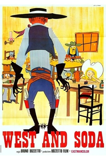 Poster of West and Soda
