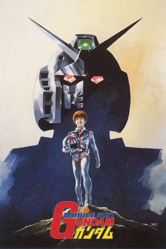 Poster of Mobile Suit Gundam I