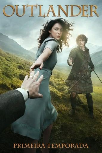 Outlander 1ª Temporada - Poster