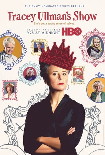 Poster of Tracey Ullman's Show