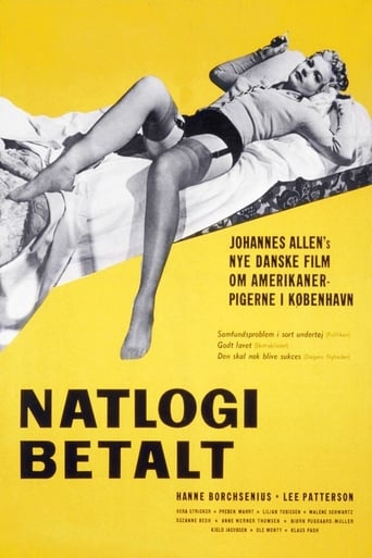Poster of Natlogi betalt