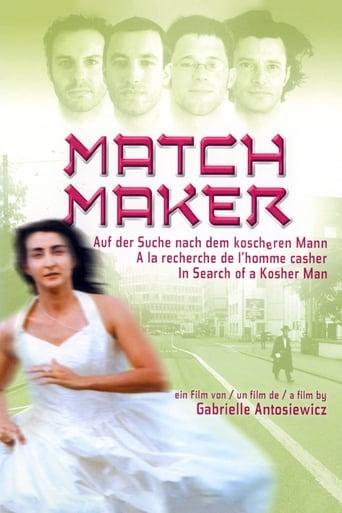 Matchmaker: Auf der Suche nach dem koscheren Mann