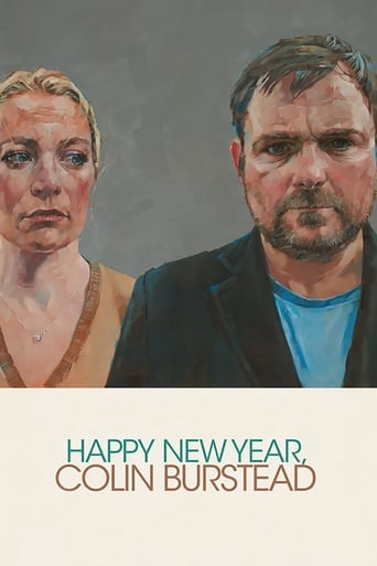 Poster of Happy New Year, Colin Burstead