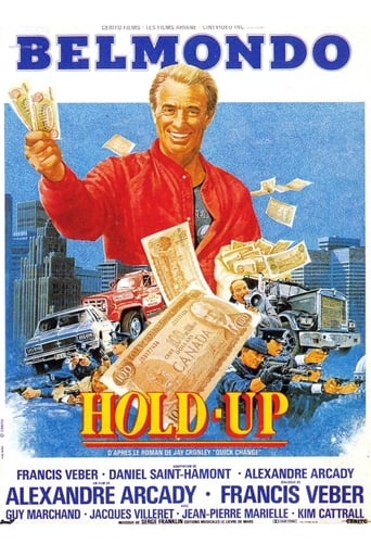 Poster of Hold-up