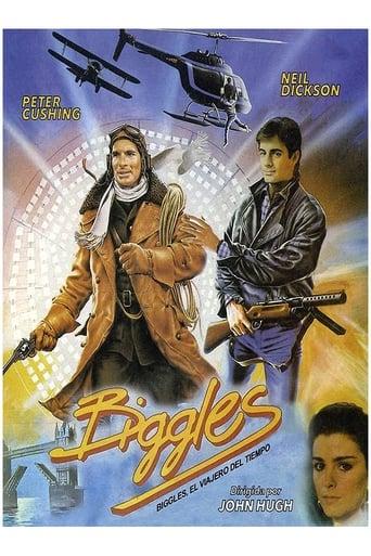 Poster of Biggles, el viajero del tiempo