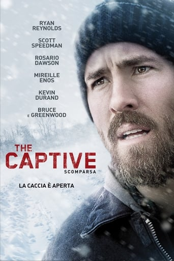 The Captive Bruce Greenwood  - Vince