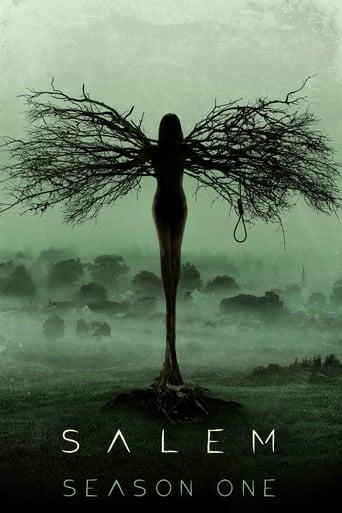 Salemas / Salem (2014) 1 Sezonas