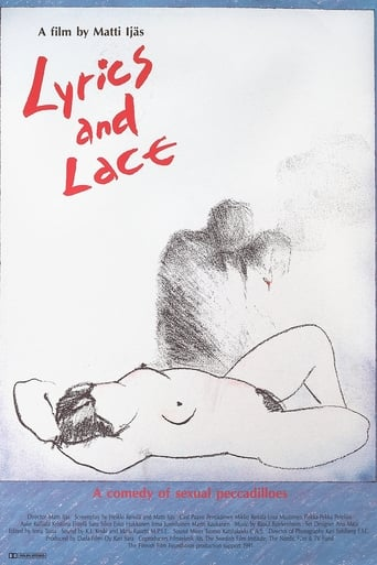 Poster of Lyrics and Lace