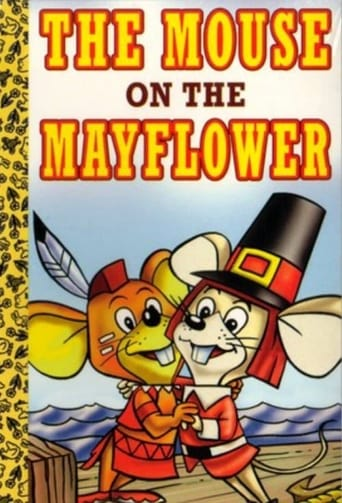 Poster of The Mouse on the Mayflower