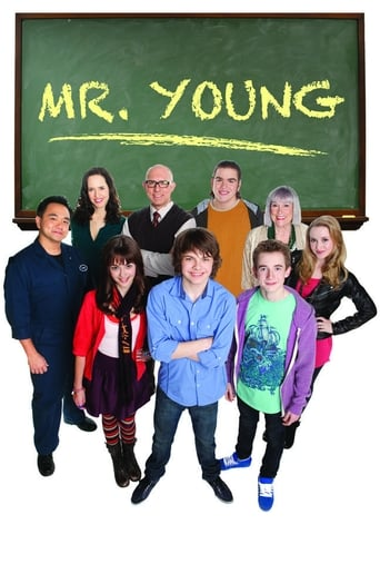 Capitulos de: Mr. Young