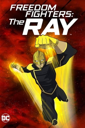 Poster of Freedom Fighters: The Ray
