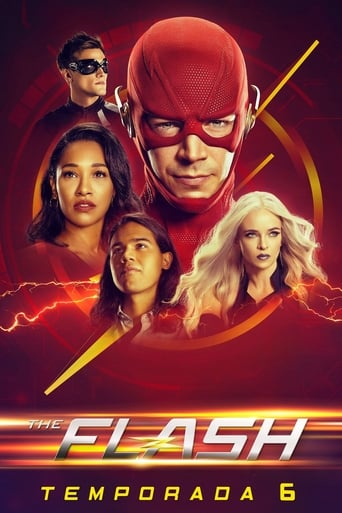 Flash 6ª Temporada - Poster