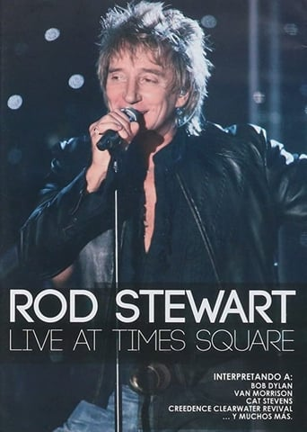 Rod Stewart - Live from Nokia Times Square