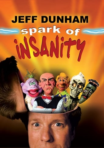 Poster of Jeff Dunham: Spark of Insanity