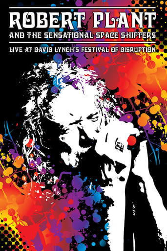 Watch Robert Plant and the Sensational Space Shifters: Live at David Lynch's Festival of Disruption 2018 full online free